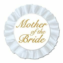 Button Satin Mother Of The Bride