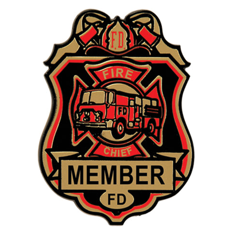 Fire Chief Badges