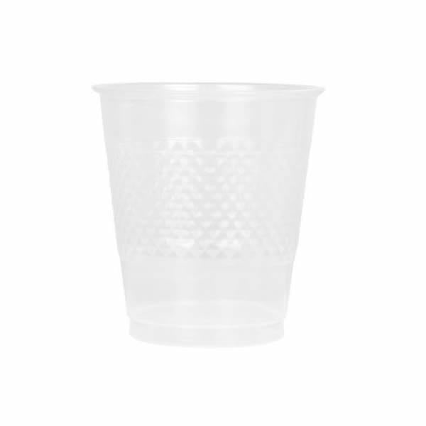 Cups Clear 355ml Plastic  - Pack of 20