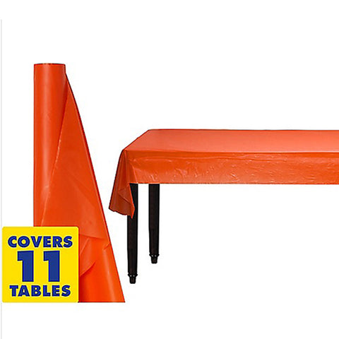 Tablecover Roll Orange Peel Plastic 1.22m x 30.48m (Fits Approx 12 Banquet Tables) - Roll