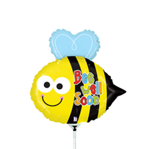 Mini Shape Get Well Bee (Inflated)