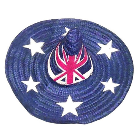 Hat Mexican Australia Flag
