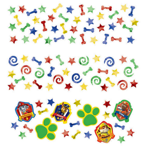 Paw Patrol Confetti Scatters