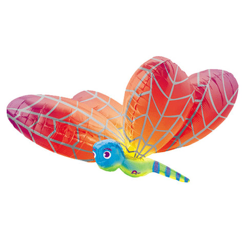 Shape Dragonfly Rainbow