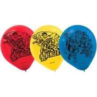 Avengers Epic Latex Balloons 30cm