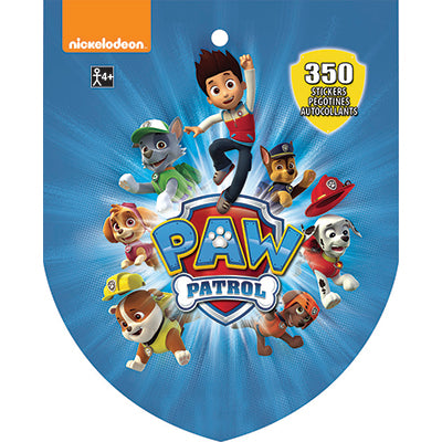 Paw Patrol Jumbo Sticker Book