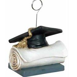Photo Holder Balloon Weight Graduation Cap