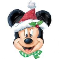 Shape Mickey Mouse Christmas