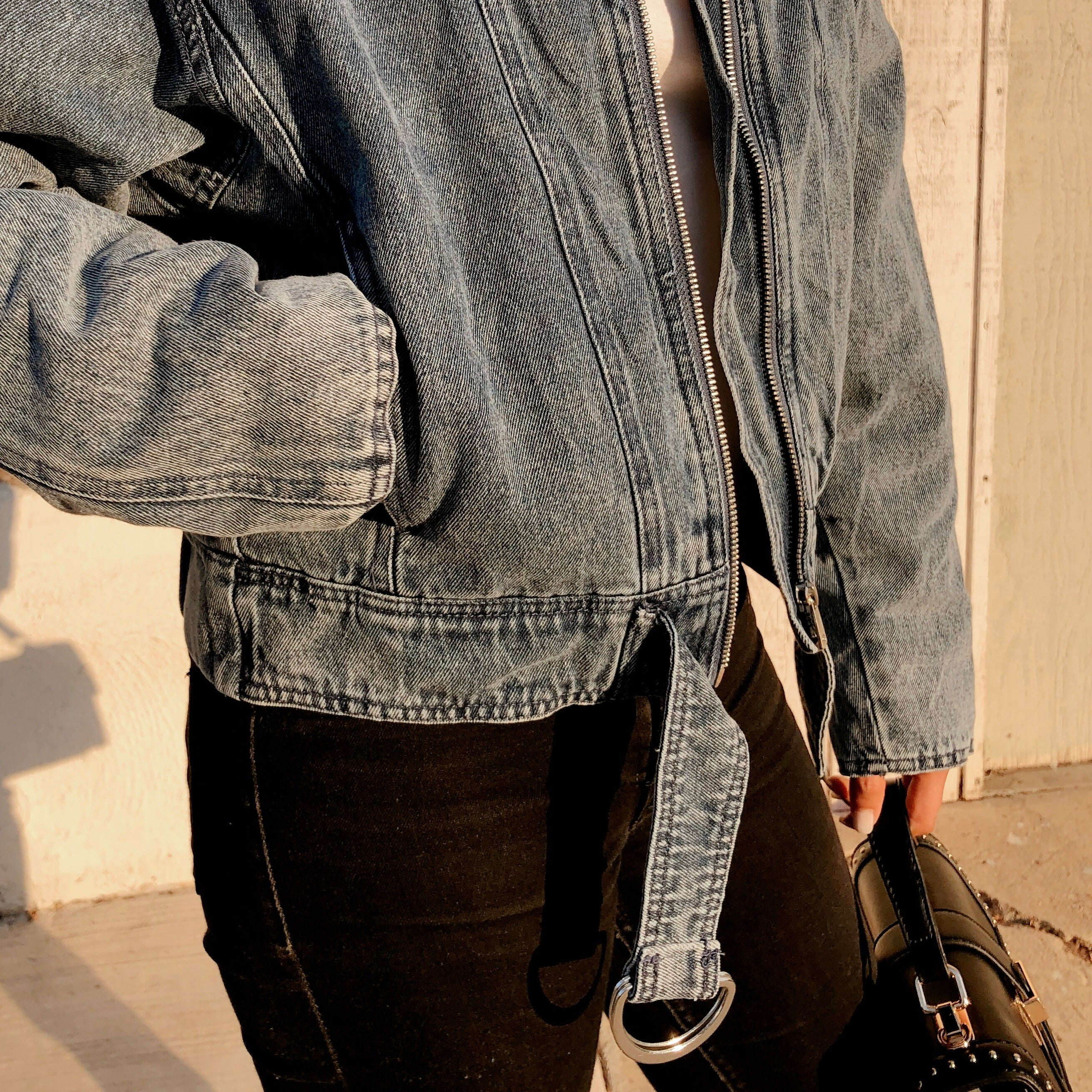 Shay Denim Jacket