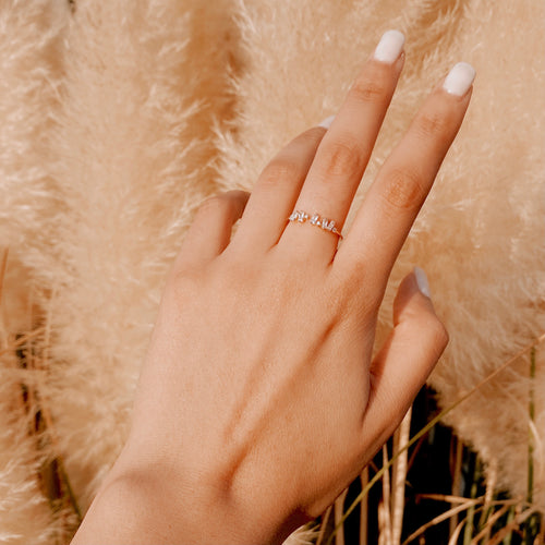 In Grace Dainty Ring