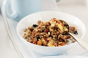 Low Fat Breakfast Granola Recipe