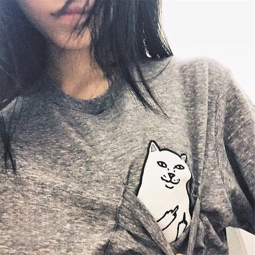 Pocket Cat Tee