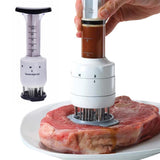 Sauce Injector Meat Tenderizer