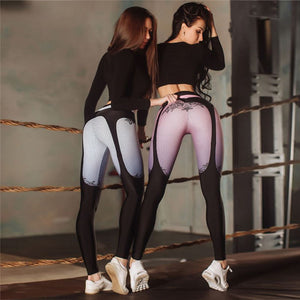 Classic Garter Push Up Leggings