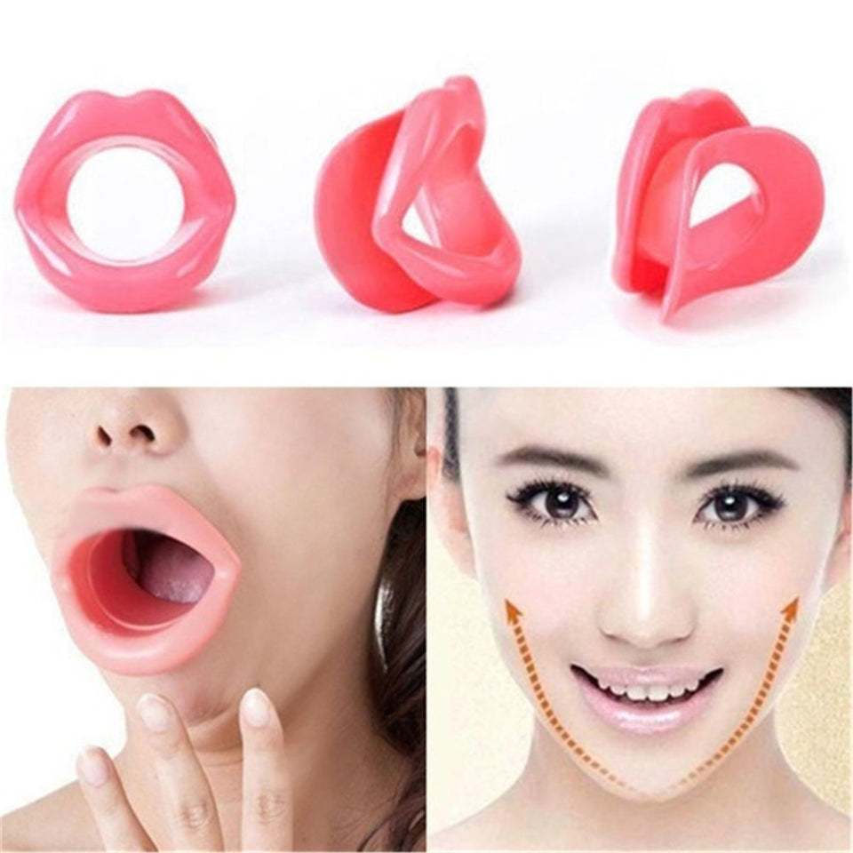 Silicone Facial Slimmer
