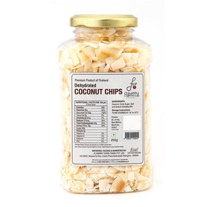 Flyberry Dehydrated Coconut Chips