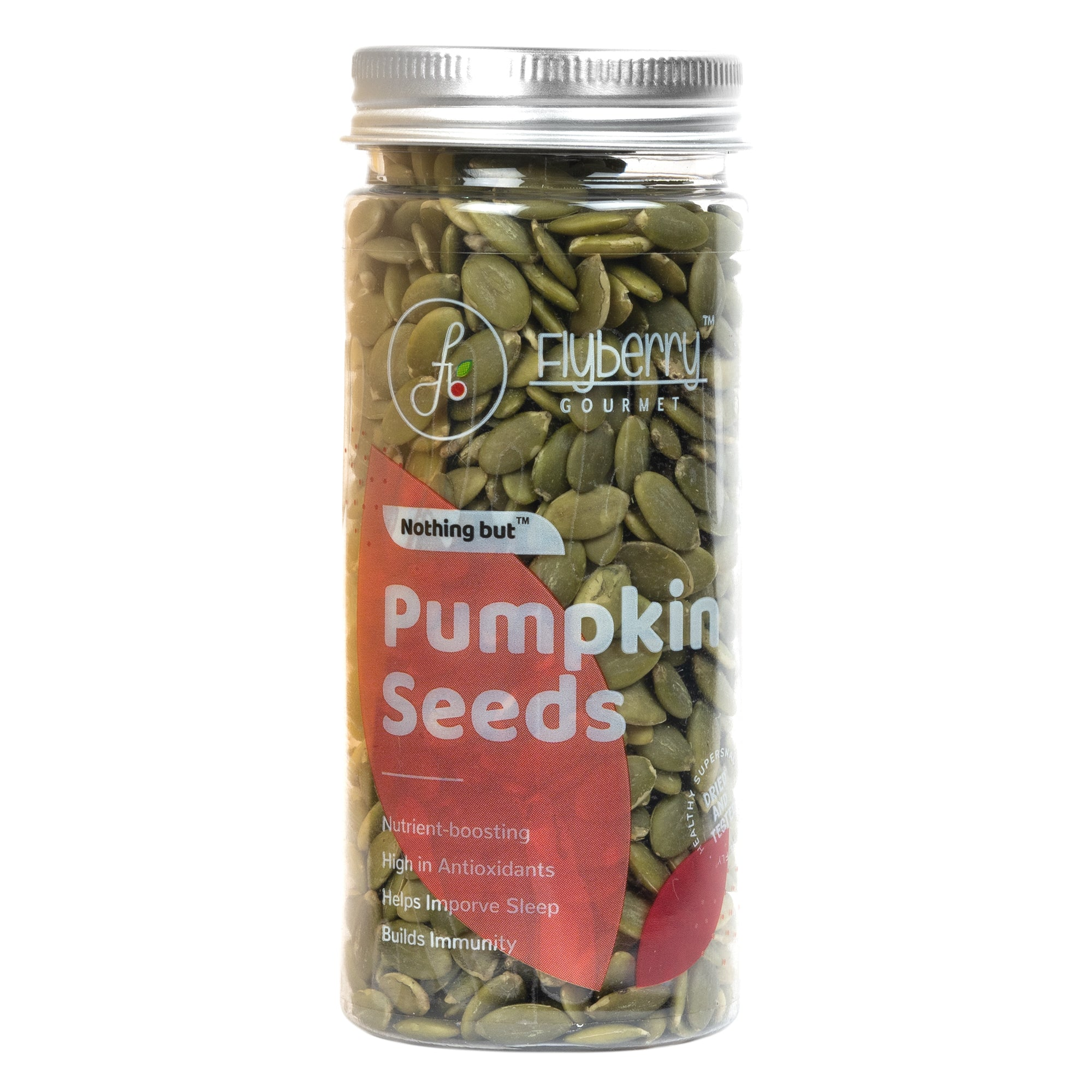 Flyberry Pumpkin Seeds