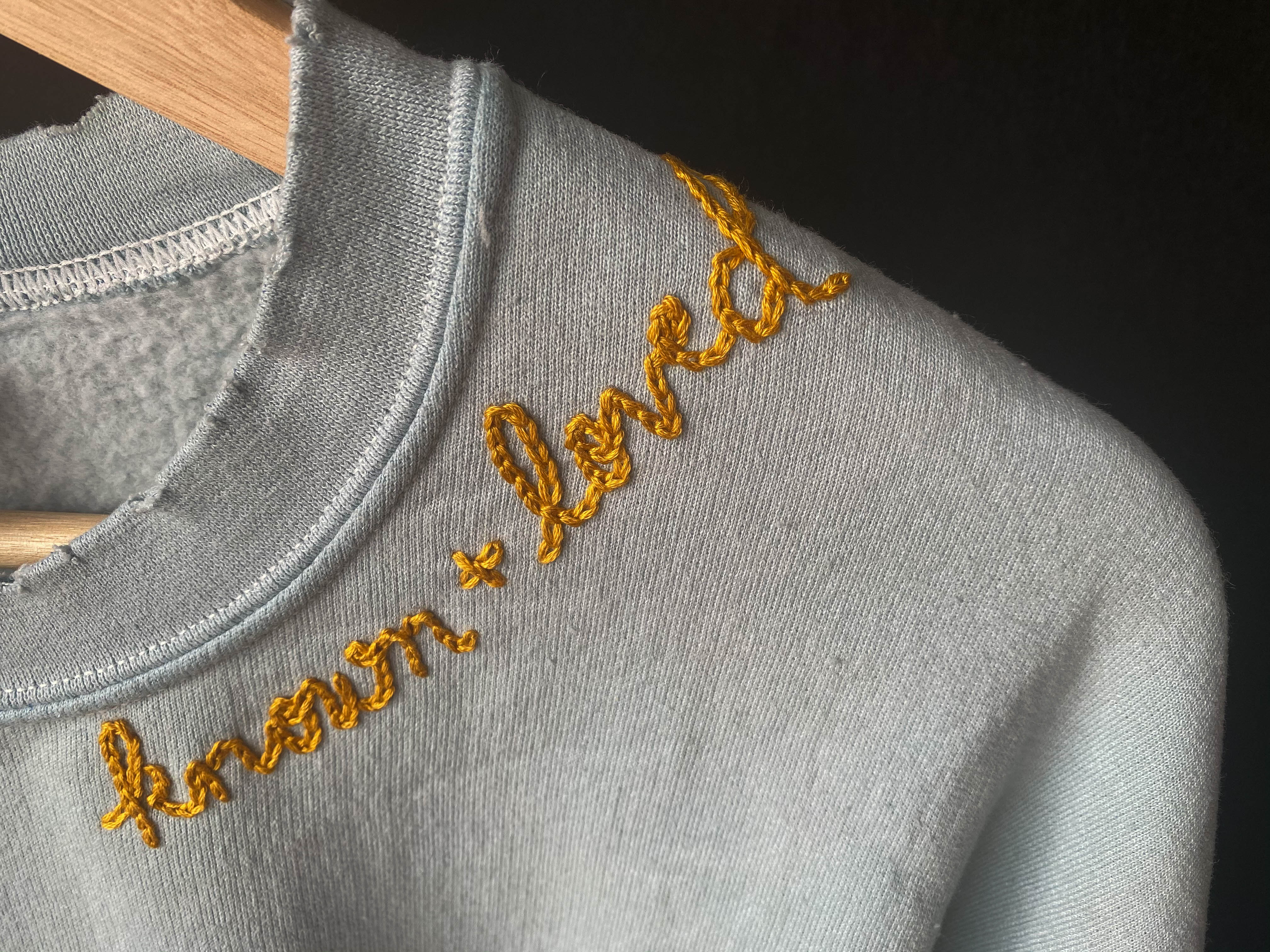 Known and Loved Sweatshirt