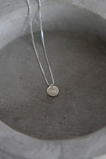 Micro Custom Coin Necklace
