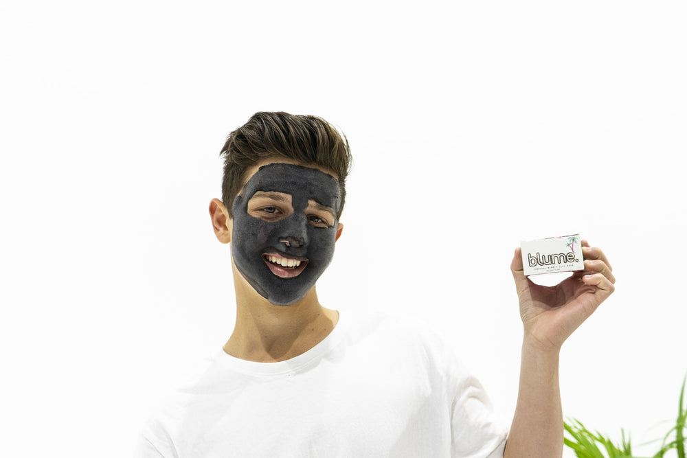 Charcoal Bubbly Clay Mask