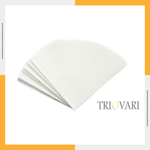 25 Pieces V60 Filter Papers