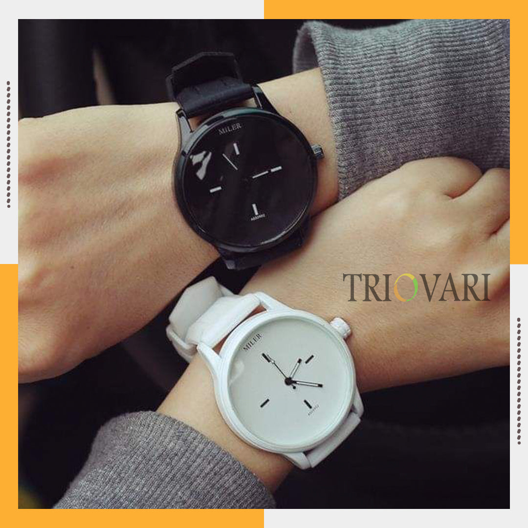 Classy Couple Watches