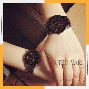 Modish Couple Watches