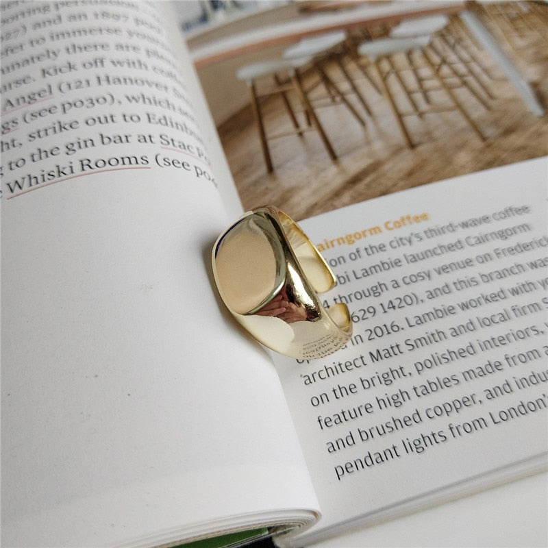 Real 925 Sterling Silver Nordic Style Ring