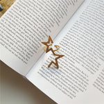 Load image into Gallery viewer, Real 925 Sterling Silver Cute Star Design Ring