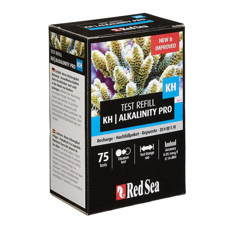 Red Sea KH/Alkalinity Pro Test Refill