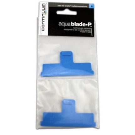AquaBlade plastic Replacement blade 2 pack