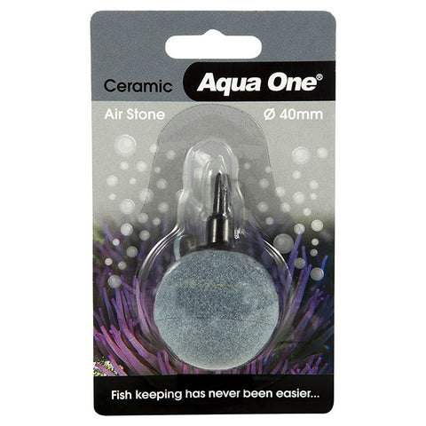 Aqua One 40mm Ceramic Air Stone