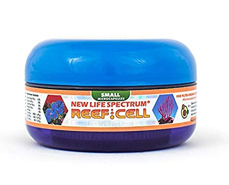 New Life Spectrum Reef Cell Small Microcapsules