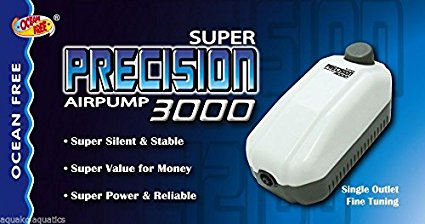 Ocean Free Super Precision Air Pump 3000
