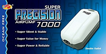 Ocean Free Super precision air pump 7000