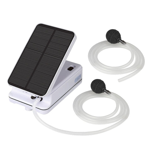 portable Solar Air Pump