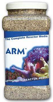 ARM Calcium Reactor Media Coarse 1 Gal