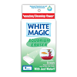 White Magic Aquarium Eraser