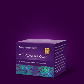 Aquaforest AF Power Food - 20g