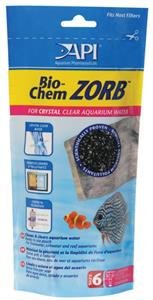 API Bio Chem Zorb for 210L