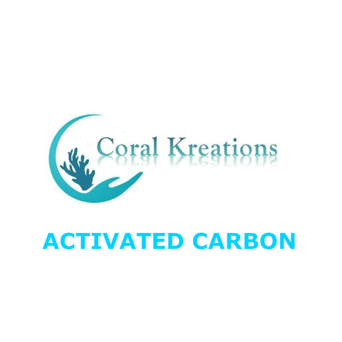 Coral Kreations Granular Activated Carbon, 900g (2L)