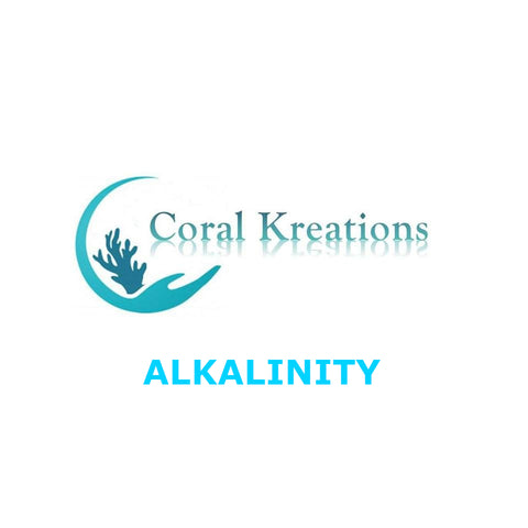 Coral Kreations Alkalinity