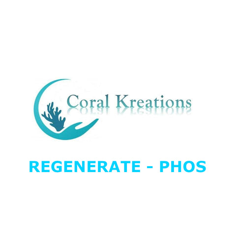 Coral Kreations Regenerate - Phos Resin 500ml