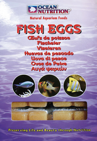 Ocean Nutrition Frozen Marine Fish Eggs 100g