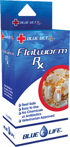 Blue Life Flatworm Control 30ml