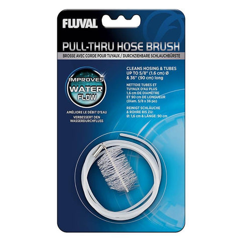 Fluval Pull Thru Hose Brush Set