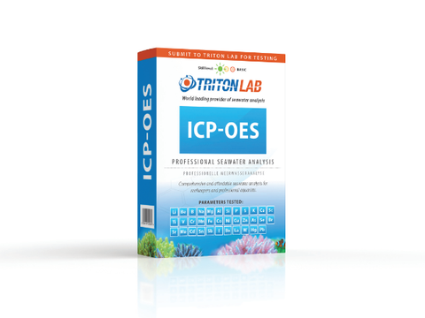 Triton Lab ICP-OES Professional Seawater Analysis