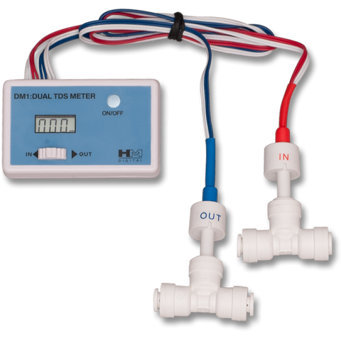 HM Digital Dual Point TDS Meter