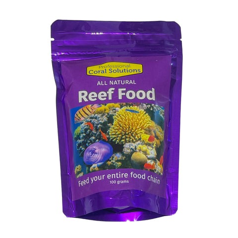 Professional Coral Solutions All Natural Reef Food