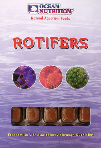 Ocean Nutrition Frozen Rotifers 100g